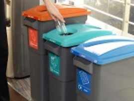 Indoor Recycling Bins