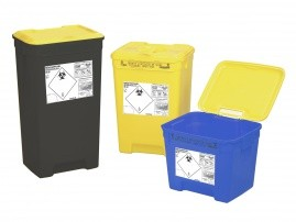 Containers for Hazardous Hospital Waste