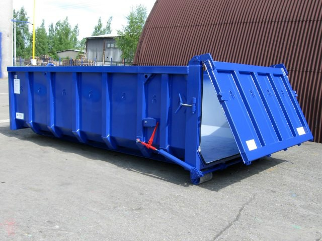 Roll Off Containers Door Construction Elkoplast