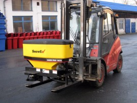 Electric Spreader SEA 254 F/T