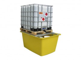 Spill Pallets for IBC, WFD Range
