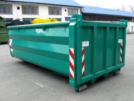 Roll-Off Containers - Door Construction