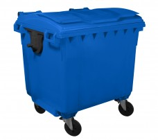Plastic Containers 660, 770, 1100 l