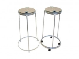 120 l Waste Bag Stand on 3 Feet